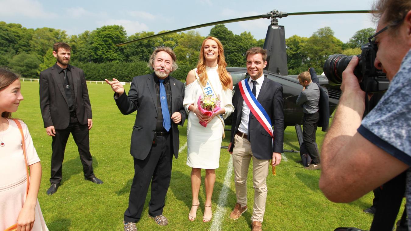 Hesdin: Miss France et le maire verbalisés sur un quad