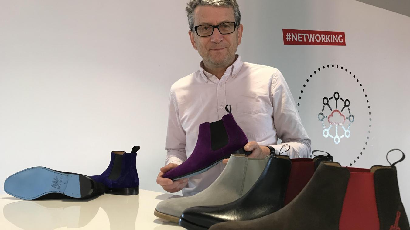 Martin Jouanneau, le créateur de Tinnson, a commencé à vendre ses « boots » 462645f4d192