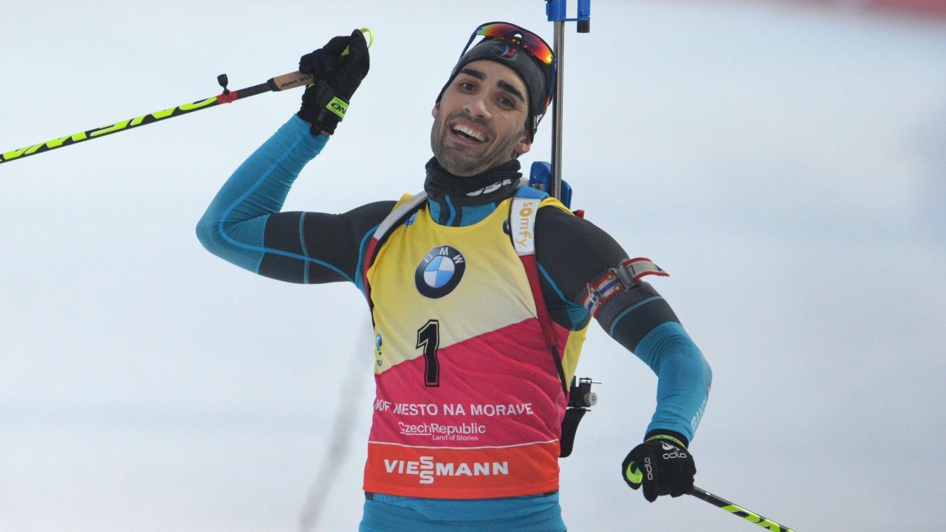 Le Russe Evgeny Ustyugov suspendu pour dopage, Martin Fourcade pourrait récupérer un 6e titre olympique — Biathlon