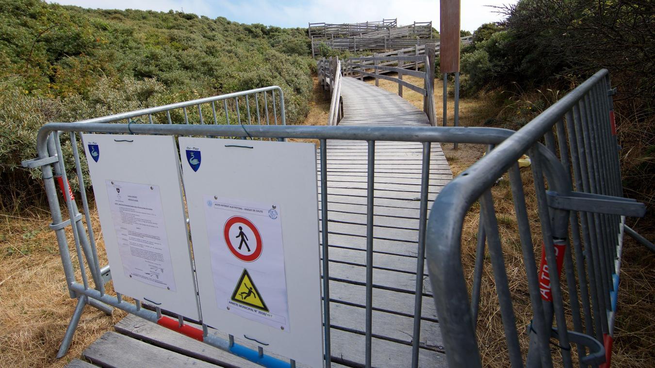 Renovation Escalier Nord Pas De Calais oye-plage l'escalier d'accès à la plage des escardines