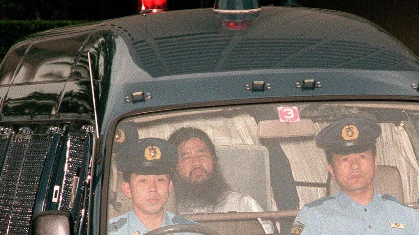 Le Japon exécute sept membres de la secte Aun