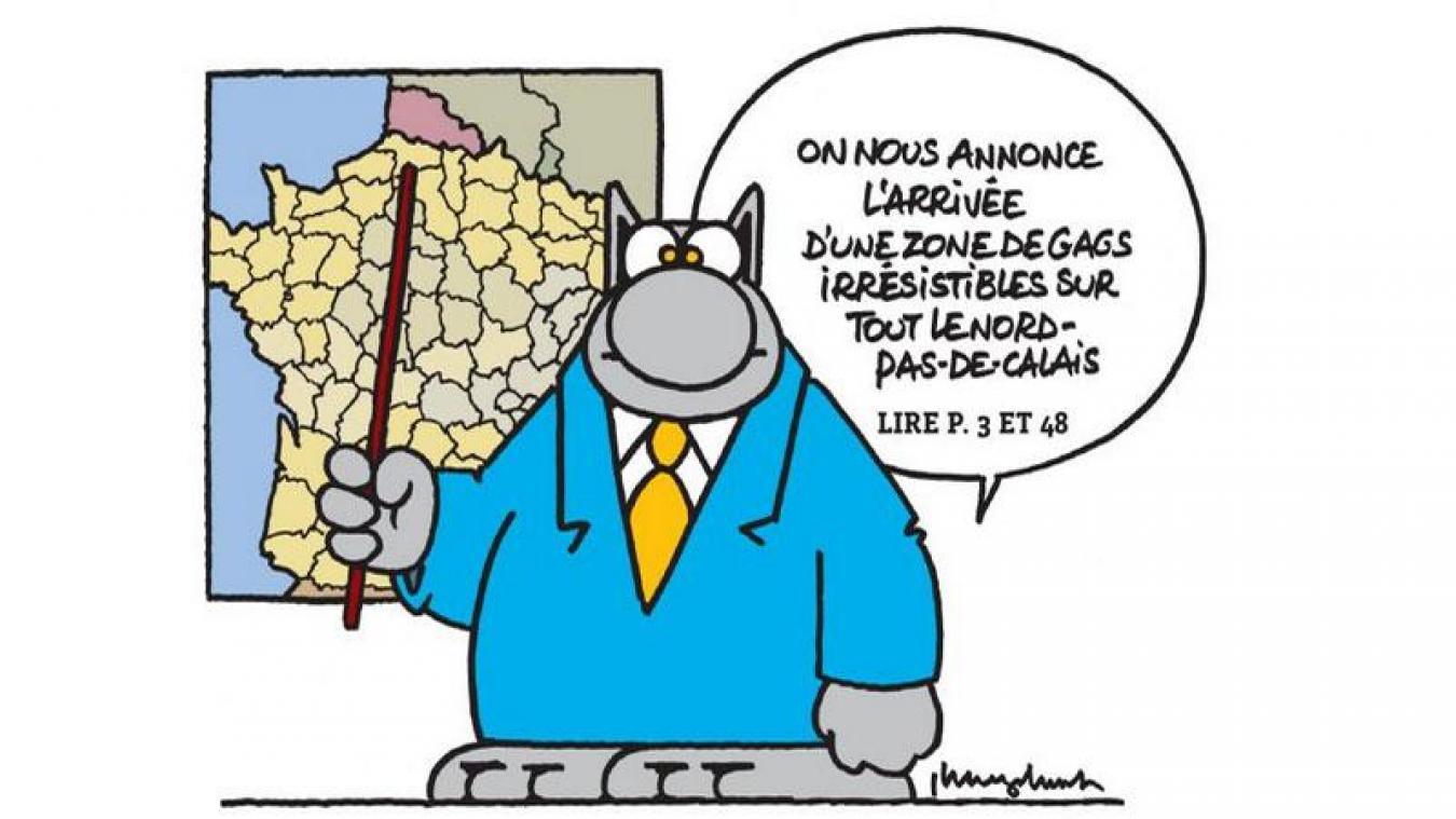 Bande Dessinee Le Chat De Philippe Geluck Se Faufile Dans Les Pages