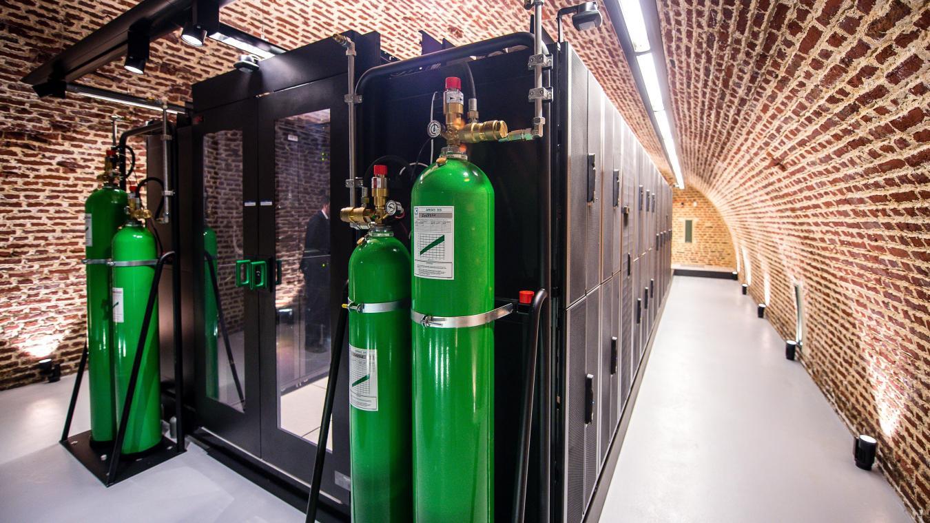 Il y a aujourd'hui 63 000 data centers en Europe, neuf millions dans le monde et rien n'est prévu pour les recycler. PHOTO ARCHIVES PASCAL BONNIERE