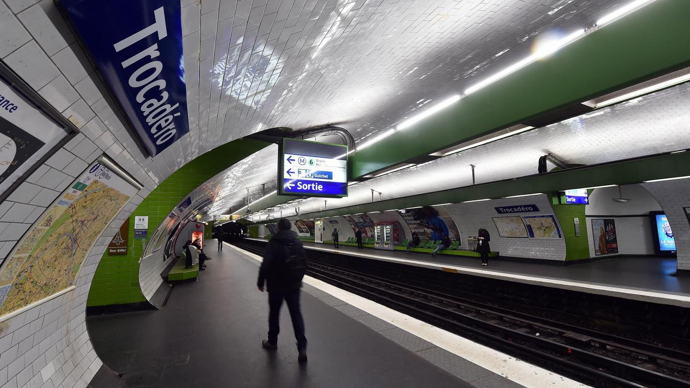 La RATP célèbre la victoire des Bleus: six stations de métro renommées