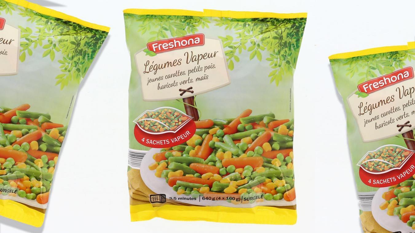 Vos légumes, boulettes et taboulés sont-ils contaminés — Listeria