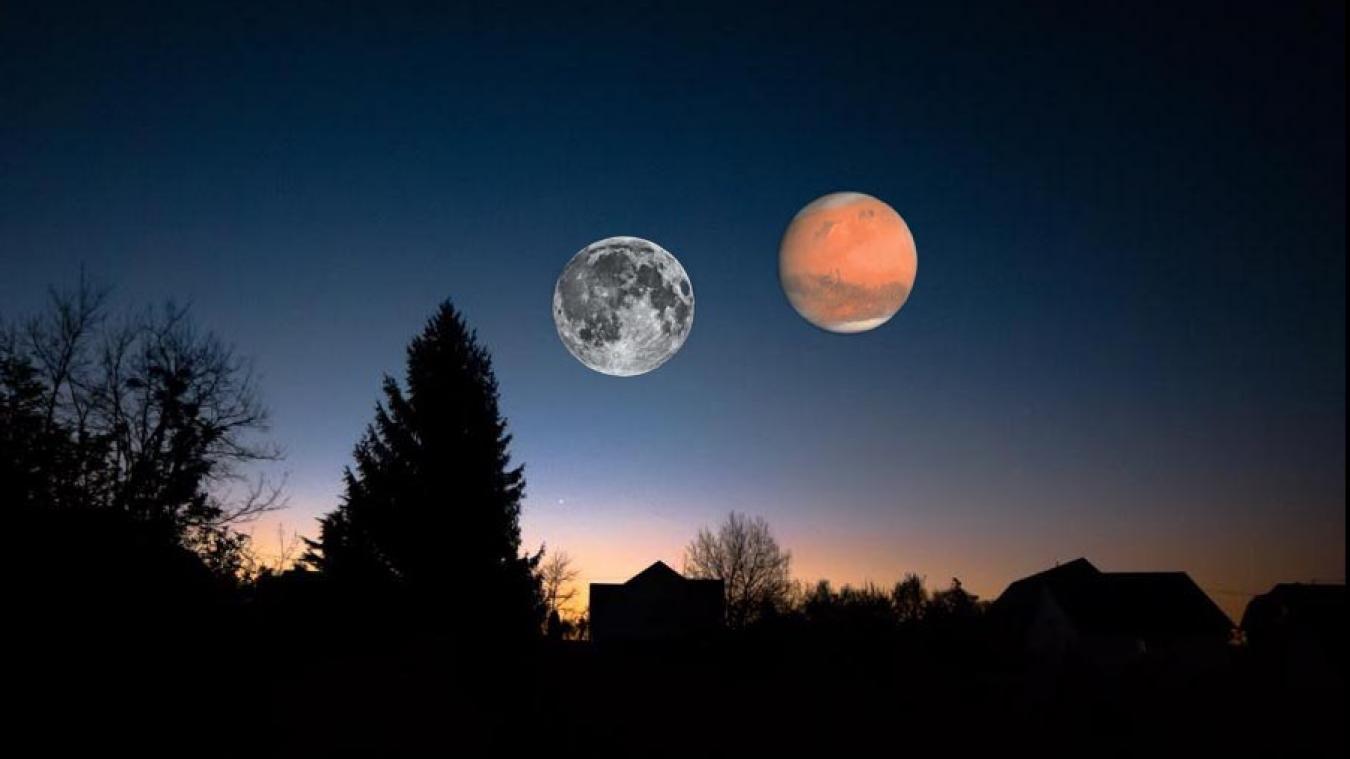 Bas-en-Basset : venez observer l'éclipse de Lune avec le club astronomie