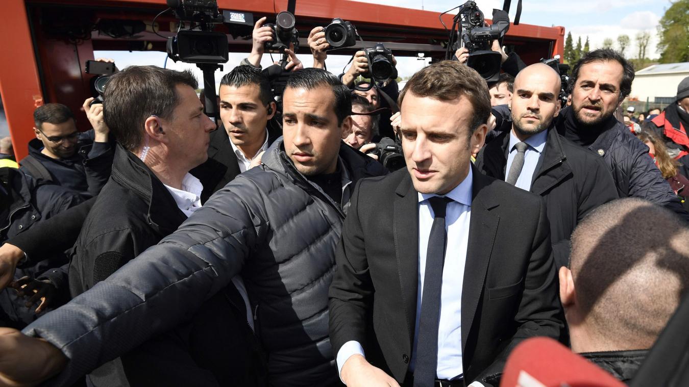 La lourde charge d'Alexandre Benalla contre Alain Gibelin —