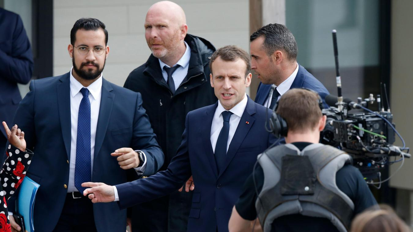 Les auditions au Parlement mettent en difficulté l'Elysée — Affaire Benalla