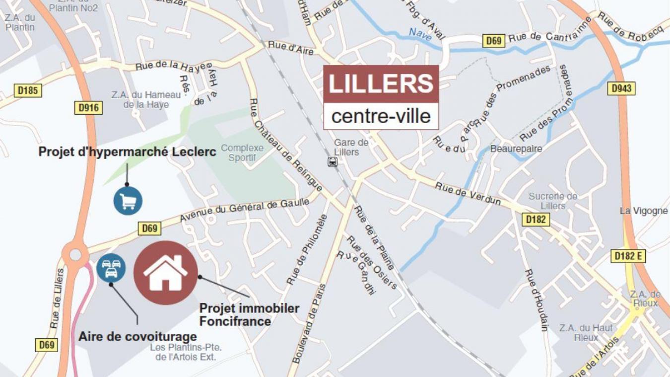 31e1a34934 139 logements et des commerces vont sortir de terre dans la continuité de  la rue du