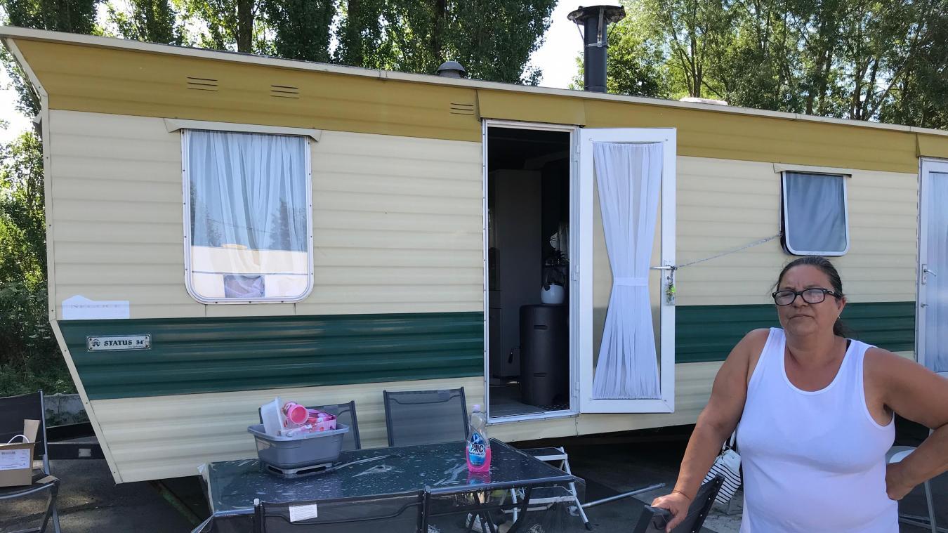 Vivre Dans Les Travaux hazebrouck l'aire d'accueil des gens du voyage en travaux