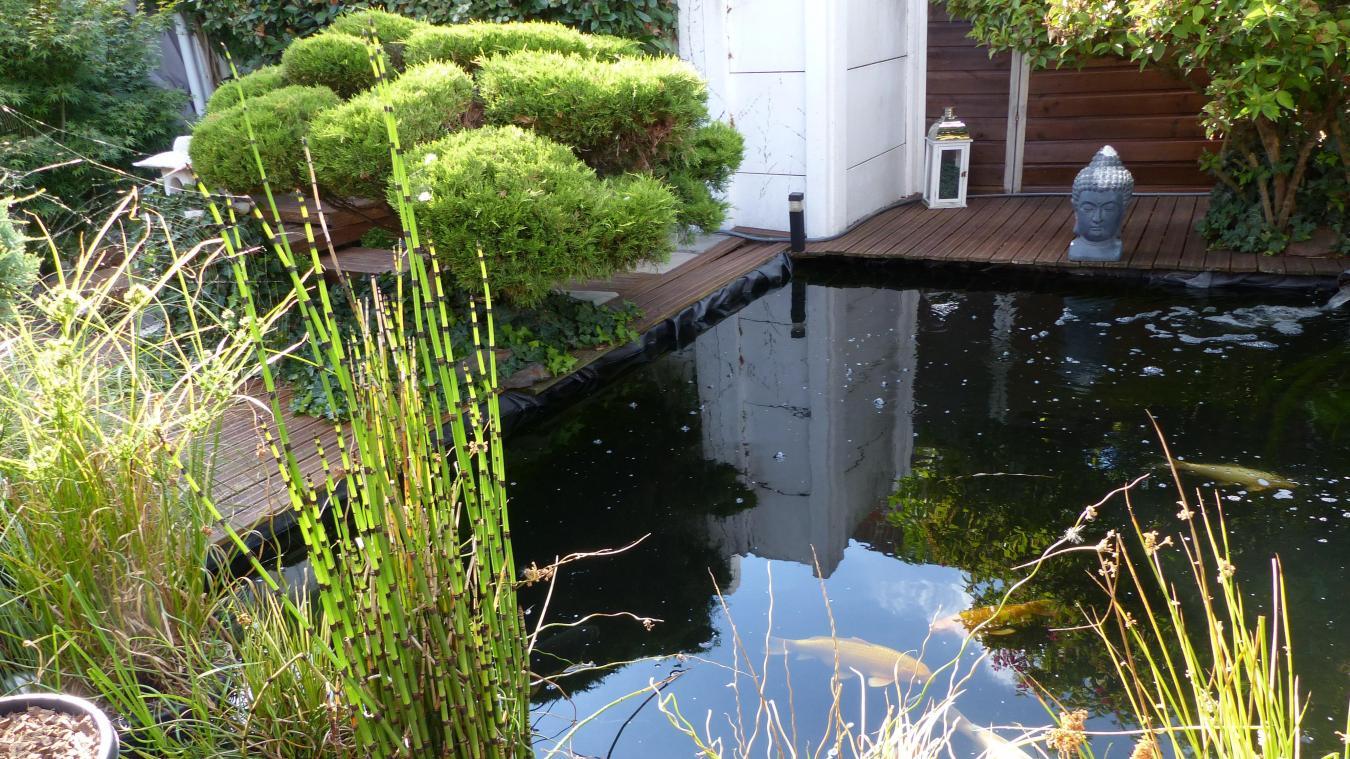 Coin Détente Petit Jardin Zen douai avec arnaud betou, un coin zen en zone urbaine