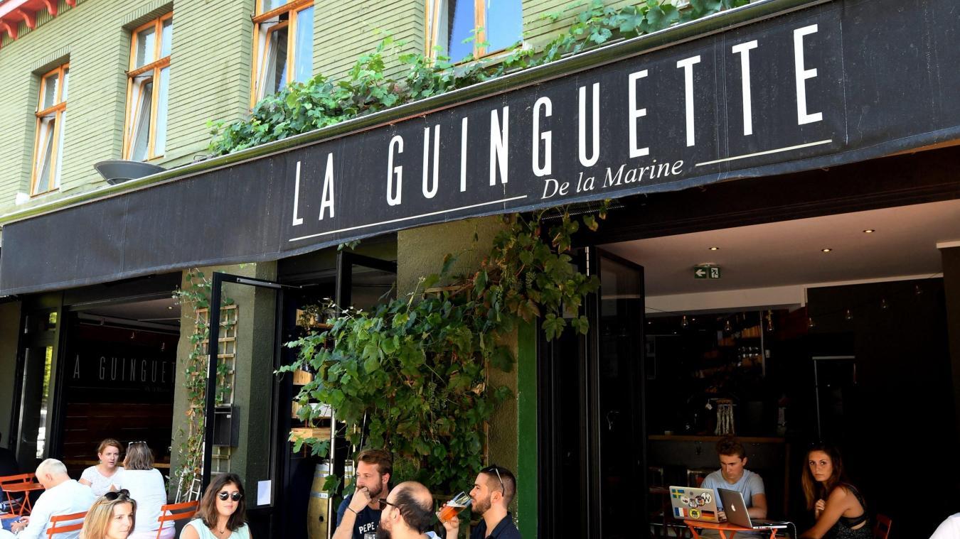 Lille La Guinguette De La Marine Met Tous Les Epicuriens Dans Le