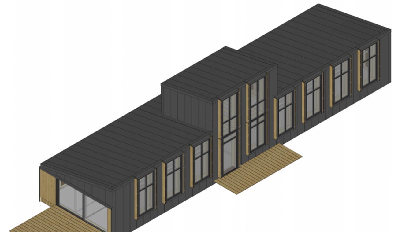 Constructeur Maison Container Nord mazingarbe ma maison est un container qui a fait le tour du