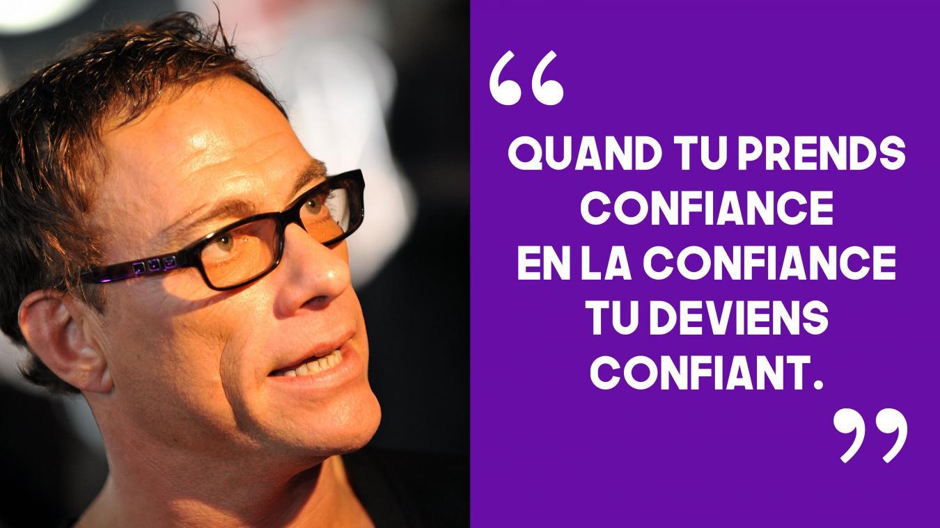 Cinema Les Meilleures Citations De Jean Claude Van Damme En Cinq Gif