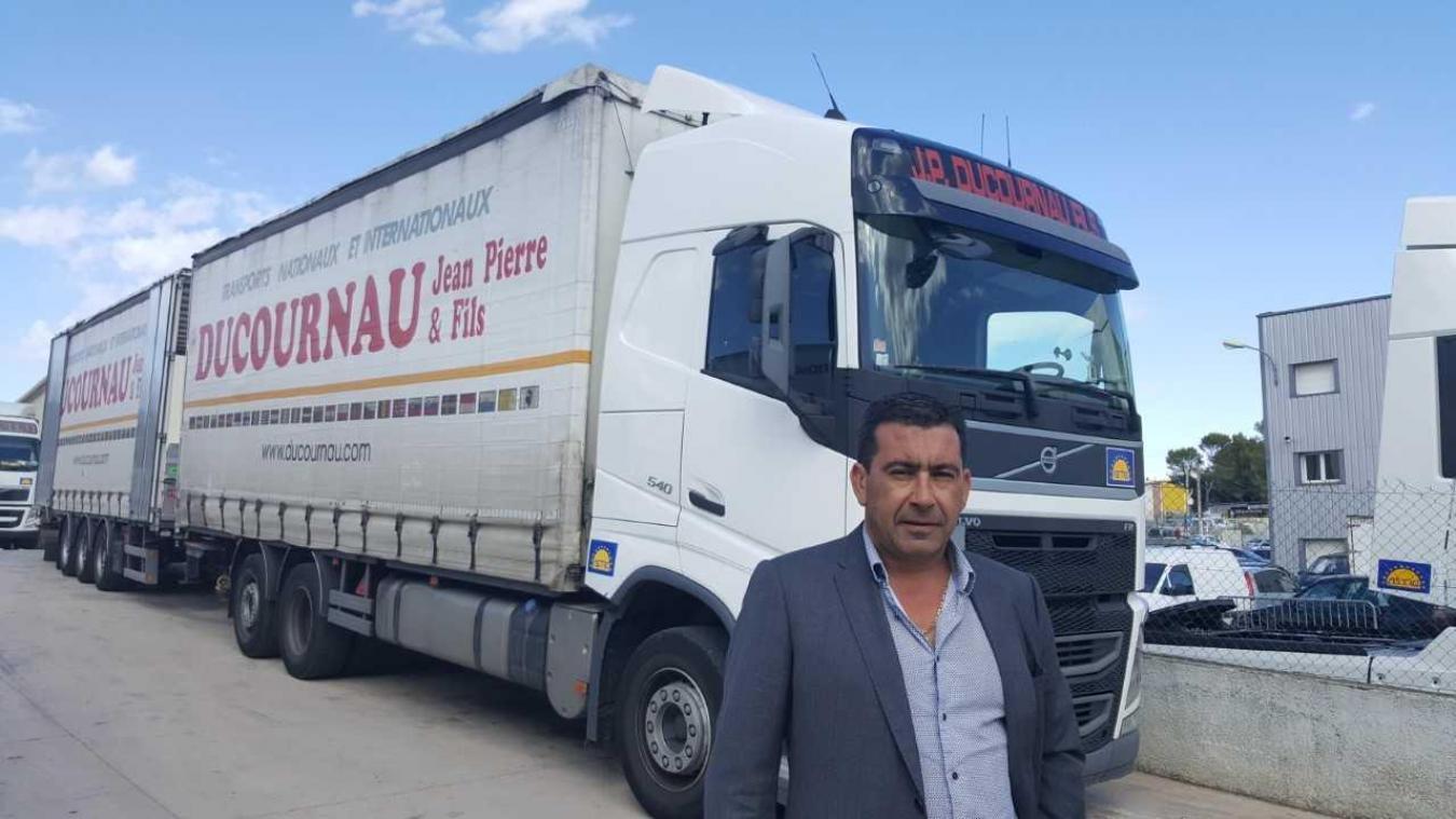 Dyad Flers En Escrebieux douai ducournau, le transporteur-logisticien prêt à signer