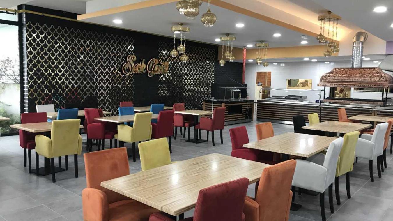 le restaurant sak grill est prt accueillir les clients