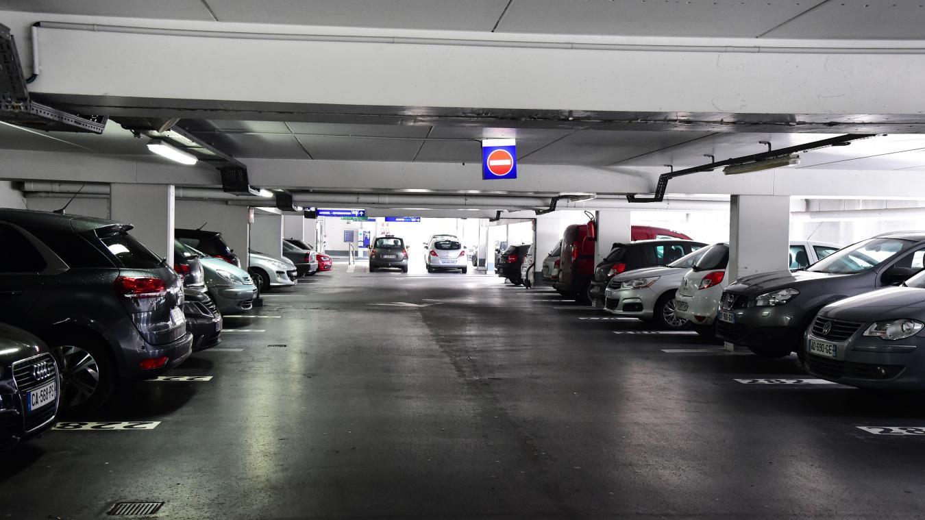 Braderie De Lille On Peut Louer Une Place De Parking Pour