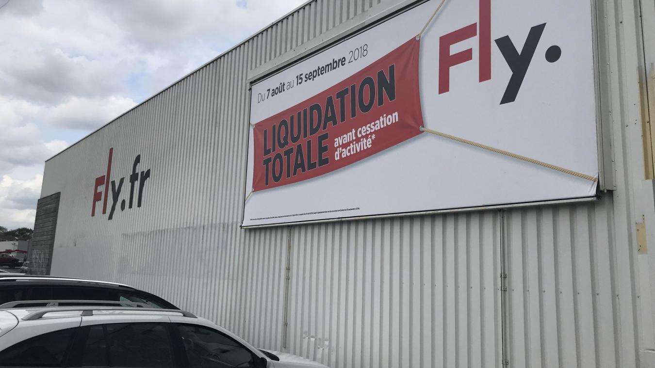 Villeneuve D Ascq Le Magasin Fly Situe A Flers Fermera Ses Portes Le 15 Septembre