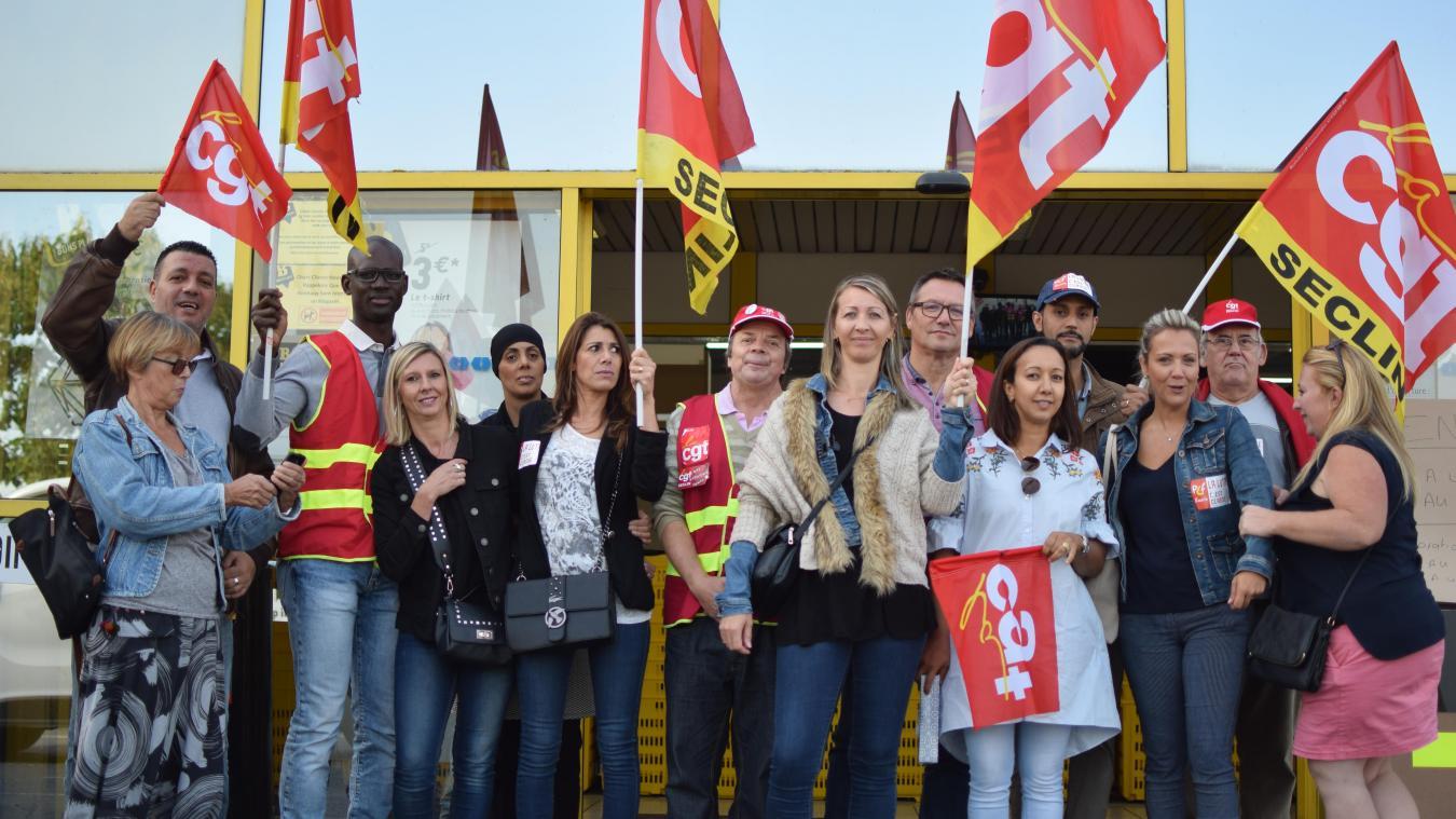 Wattignies à Bout De Nerfs Les Salariés De Chez Babou Sont En Grève