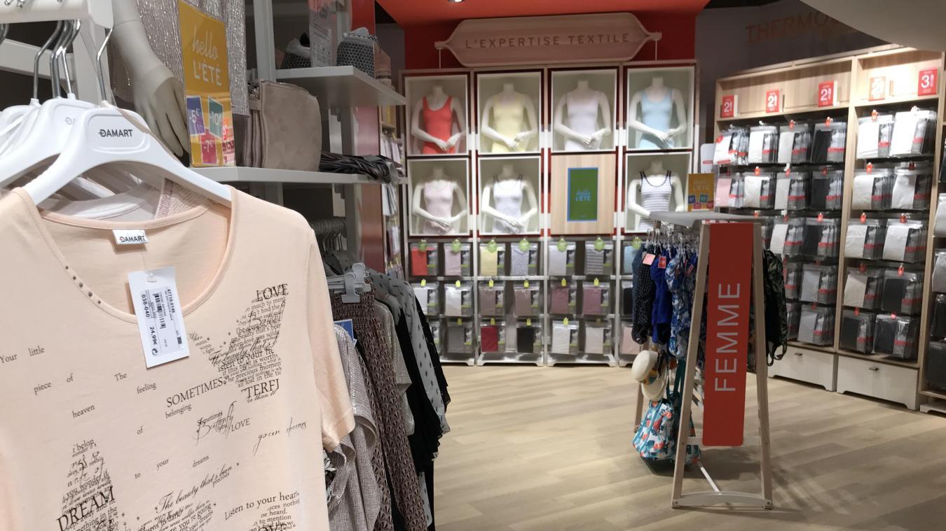buy cheap recognized brands innovative design Roubaix Le textile souffre, mais Damart touche les fruits de ...