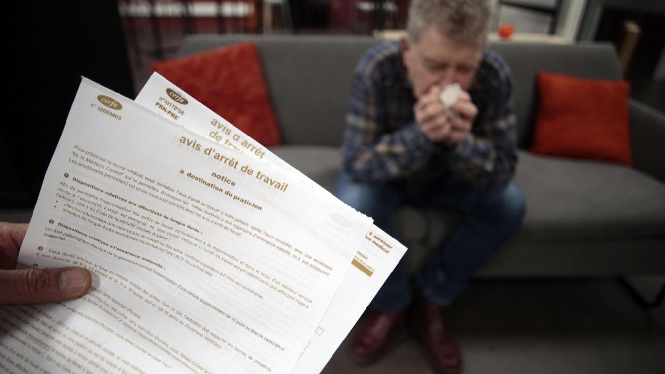 2cfce3704a1 Entreprise  Cinq choses à savoir sur le taux d absentéisme record ...