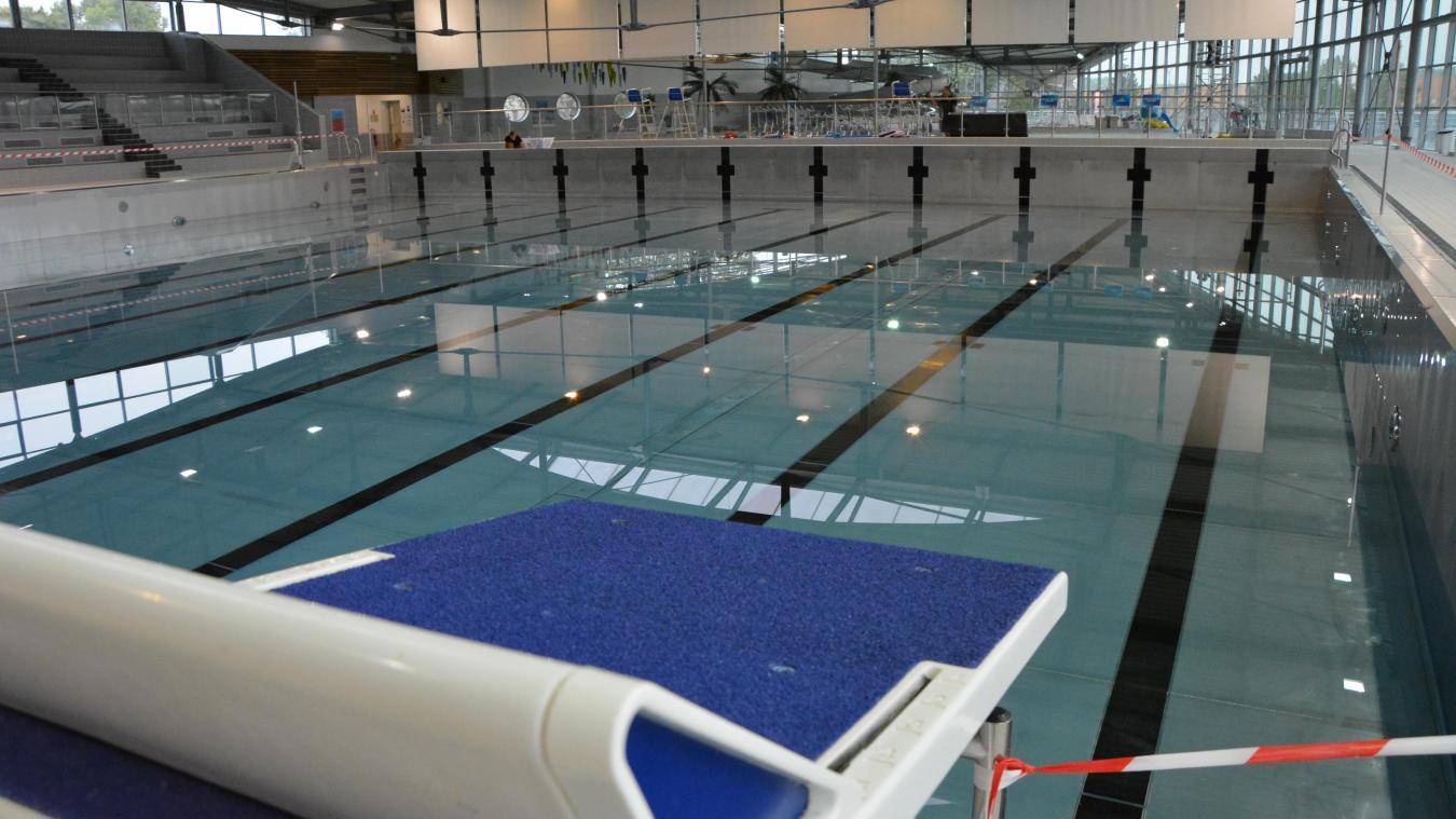 Longuenesse r ouverture de la piscine sceneo lundi for Piscine longuenesse