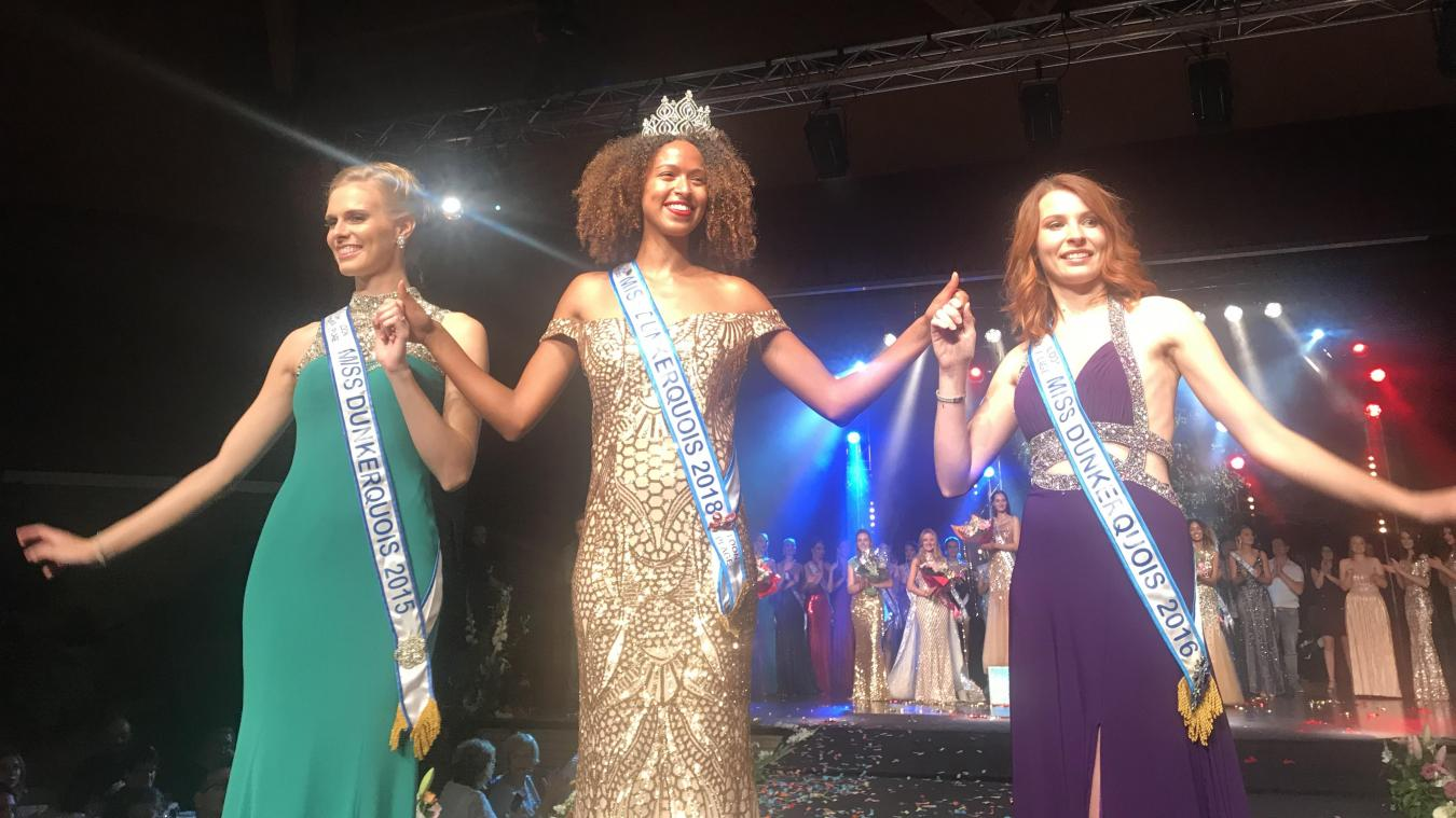 La soeur de Raphaël Varane élue Miss Dunkerquois 2018