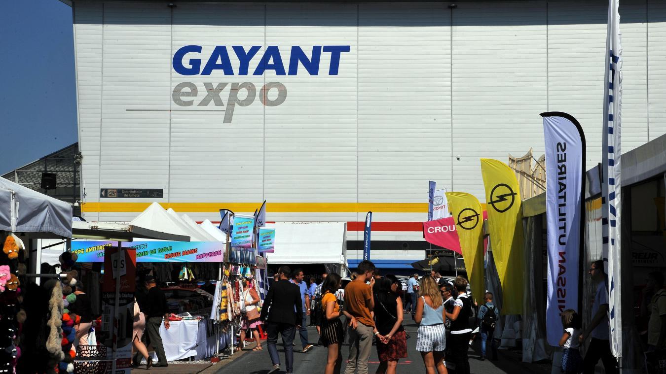 authorized site details for reasonably priced Douai: Baisse de régime à la Foire-expo qui a attiré près de ...