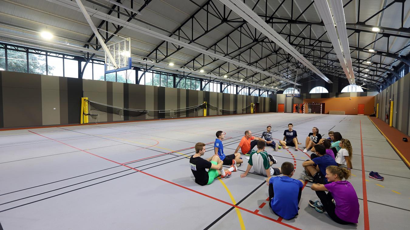 Arras La Salle De Sport Sainte Claire Exemple D Equipement
