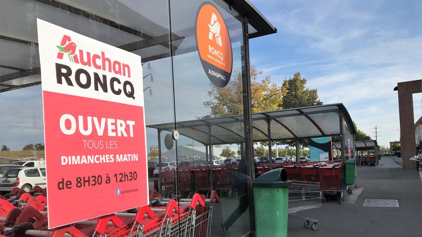 Roncq Désormais Auchan Roncq Ouvre Tous Les Dimanches Matin