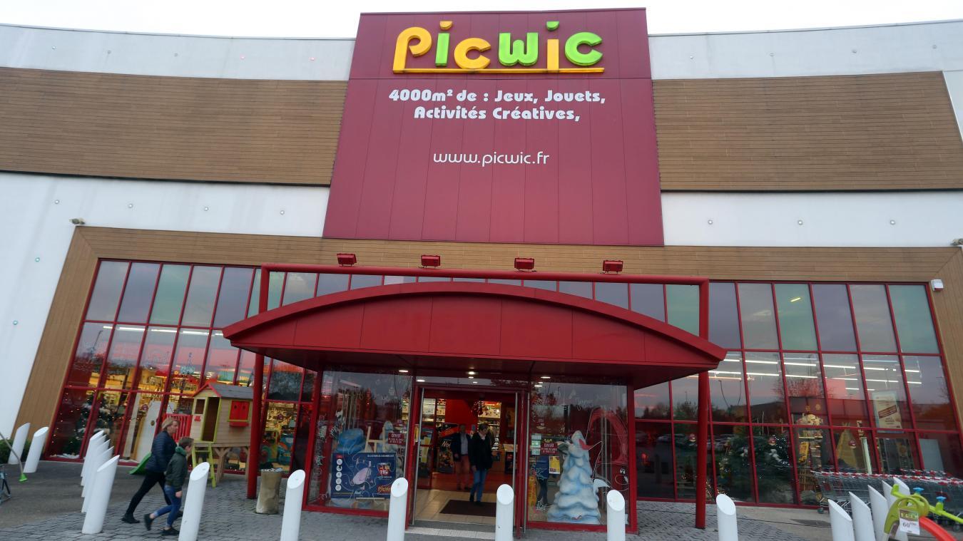 Les magasins Picwic ont fêté leurs 40 ans l année dernière. Ici le plus f2dd5a5bbbe3
