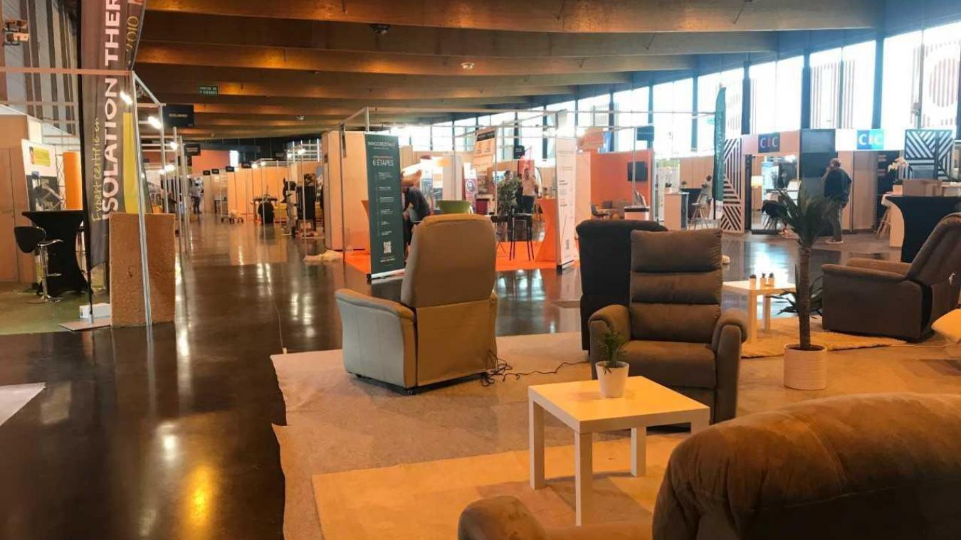 Saint laurent blangy artois expo abrite ce week end le for Salon immobilier entreprise