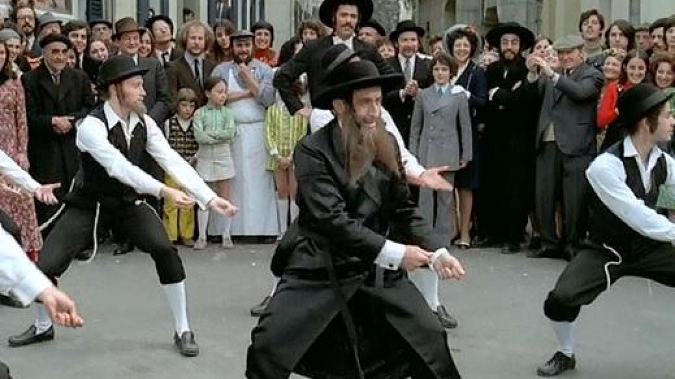 choregraphie rabbi jacob