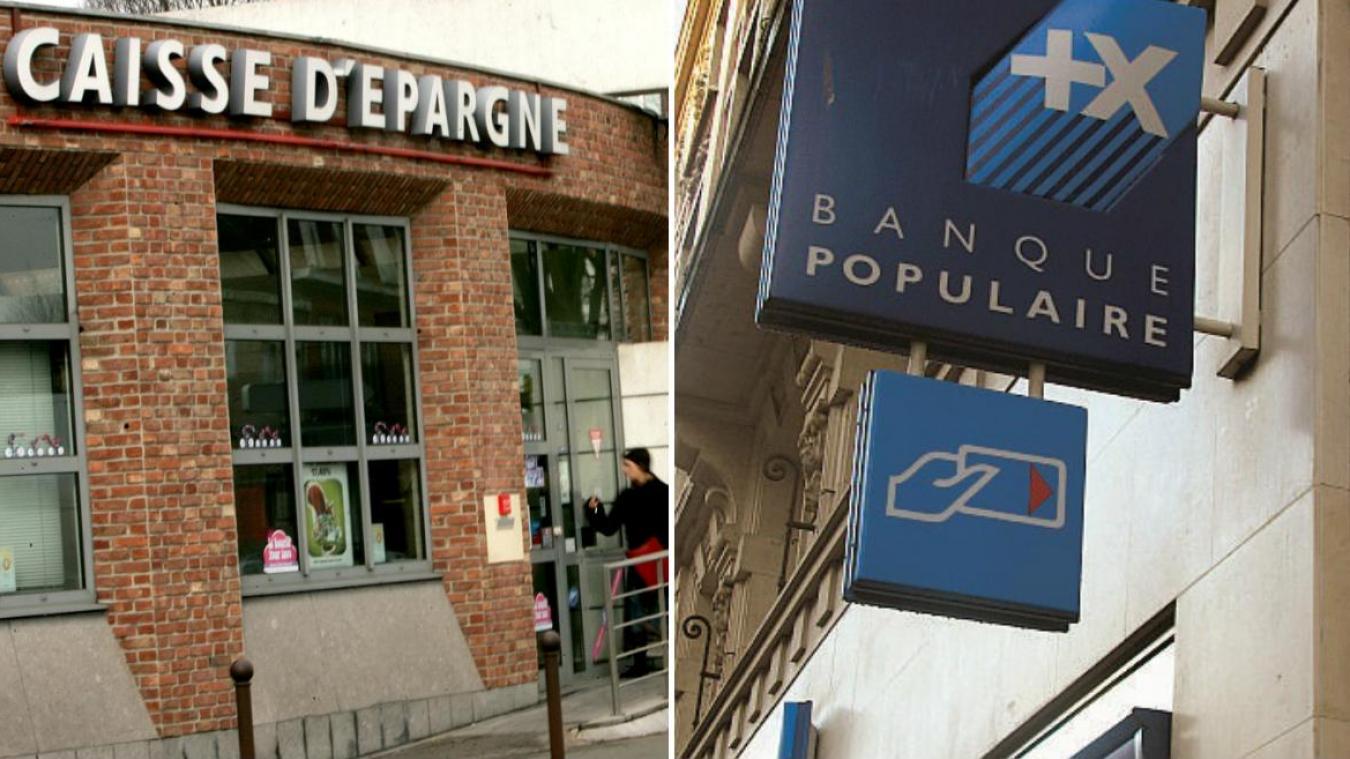 Societe La Caisse D Epargne Et La Banque Populaire Accusees De