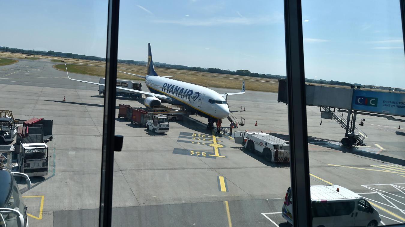 Une grève votée en août et septembre — Ryanair