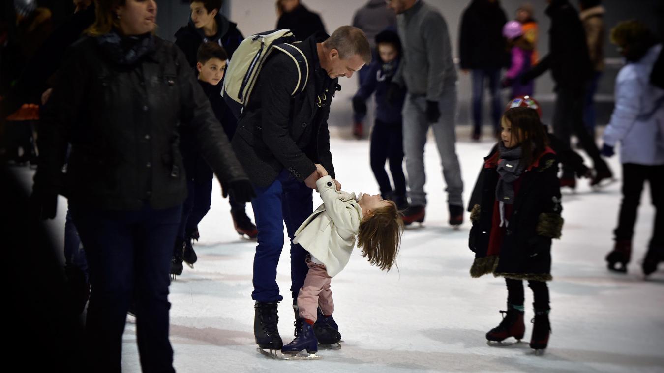 « La famille est notre cœur de cible », assure Equalia, le nouvel exploitant de la patinoire Valigloo. PHOTO PIERRE ROUANET