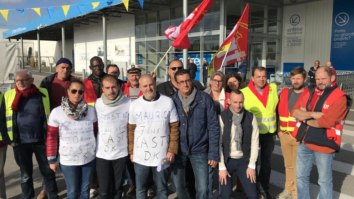 Dunkerque Traites Ainsi Apres Vingt Deux Ans Chez Castorama On Se