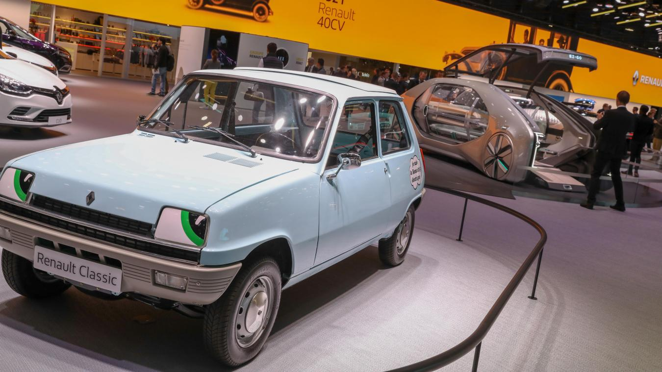 Why You Get The Chance To Be Disappointed At The 2018 Paris Motor