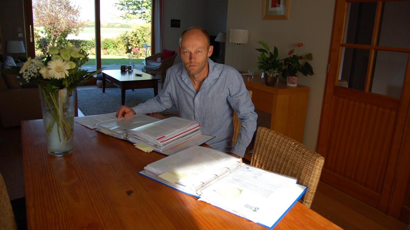 Frédéric Béague, président de la structure, voudrait en finir une fois pour toutes avec ces demandes de remboursement d'amendes qu'il collectionne depuis plus d'un an.