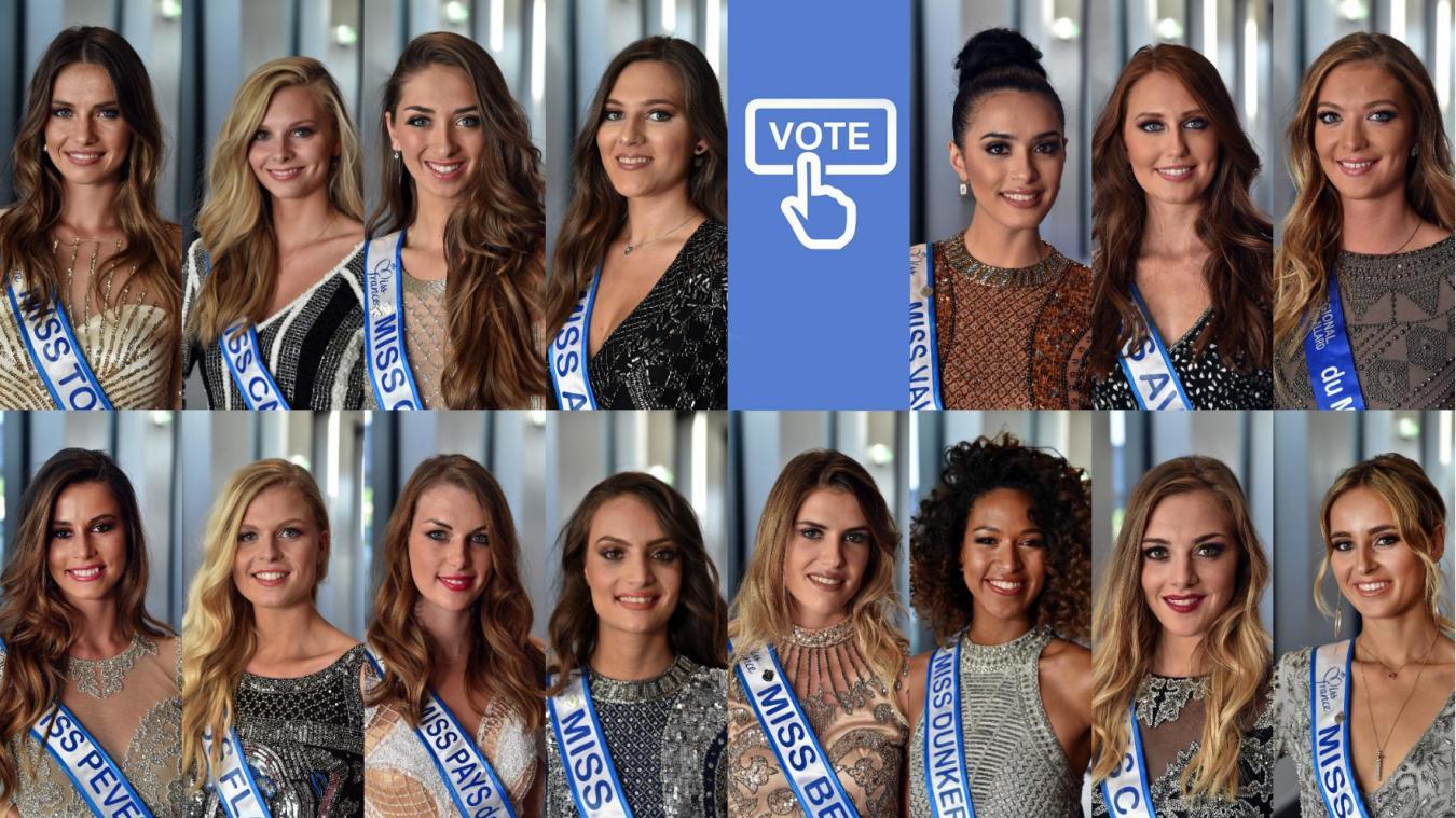 Miss France 2019 : Une Miss interdite de concours !
