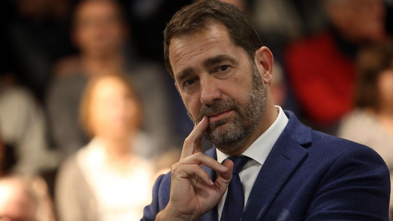 remaniement christophe castaner nomm ministre de lintrieur dcouvrez le nouveau gouvernement