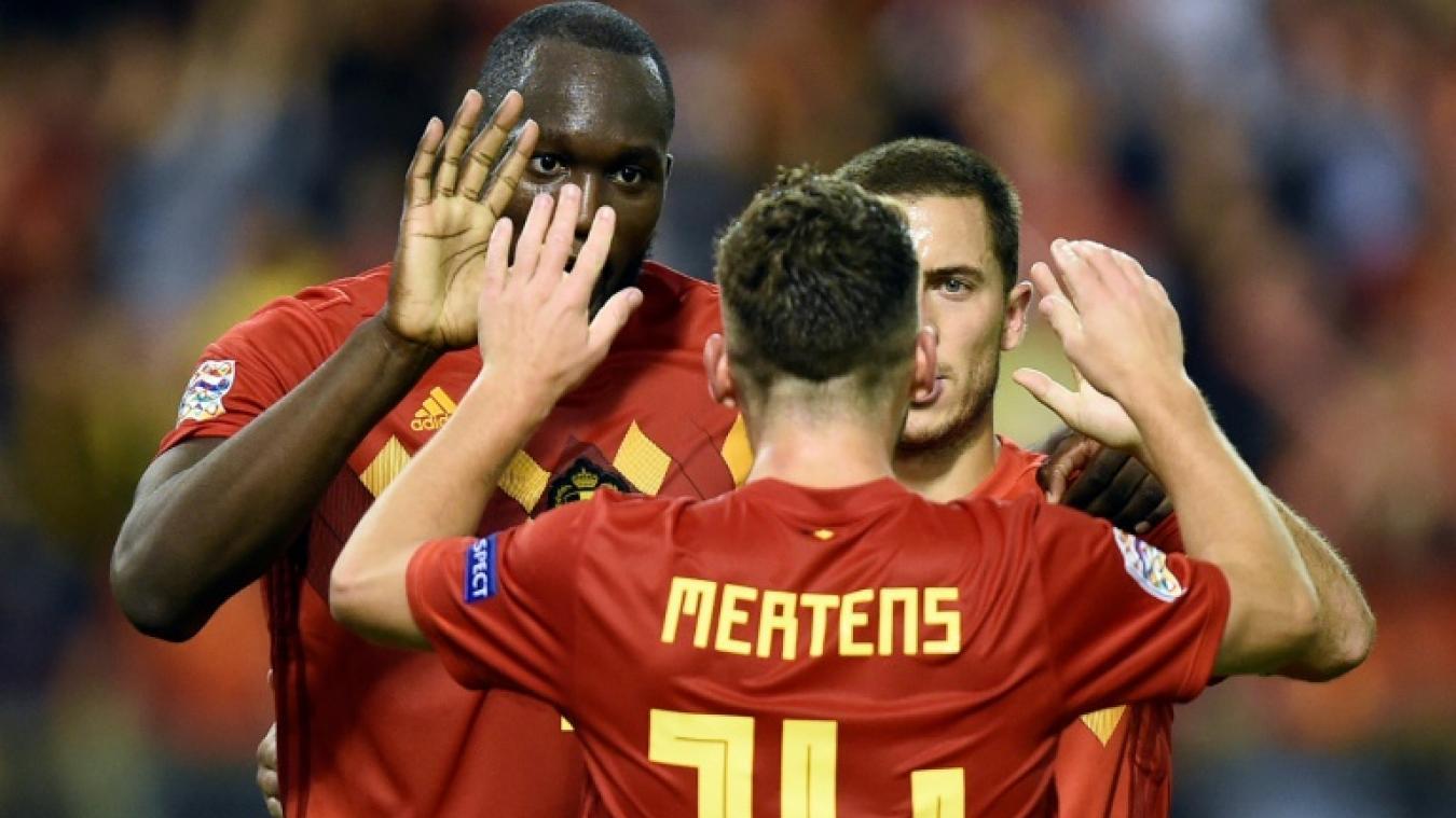 Amical Belgique Pays Bas Le Football Total A Pris L Accent Belge
