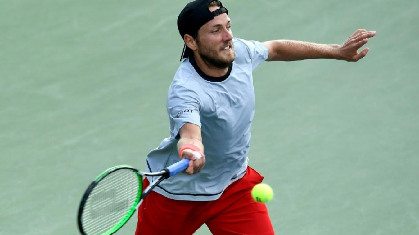 Tennis: Pouille rate son retour, succès pour Simon et Paire