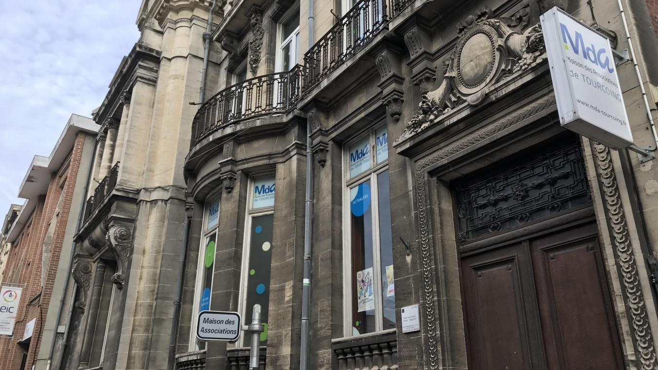 Entreprise Generale De Batiment Tourcoing tourcoing l'avenir de l'hôtel particulier abritant la mda