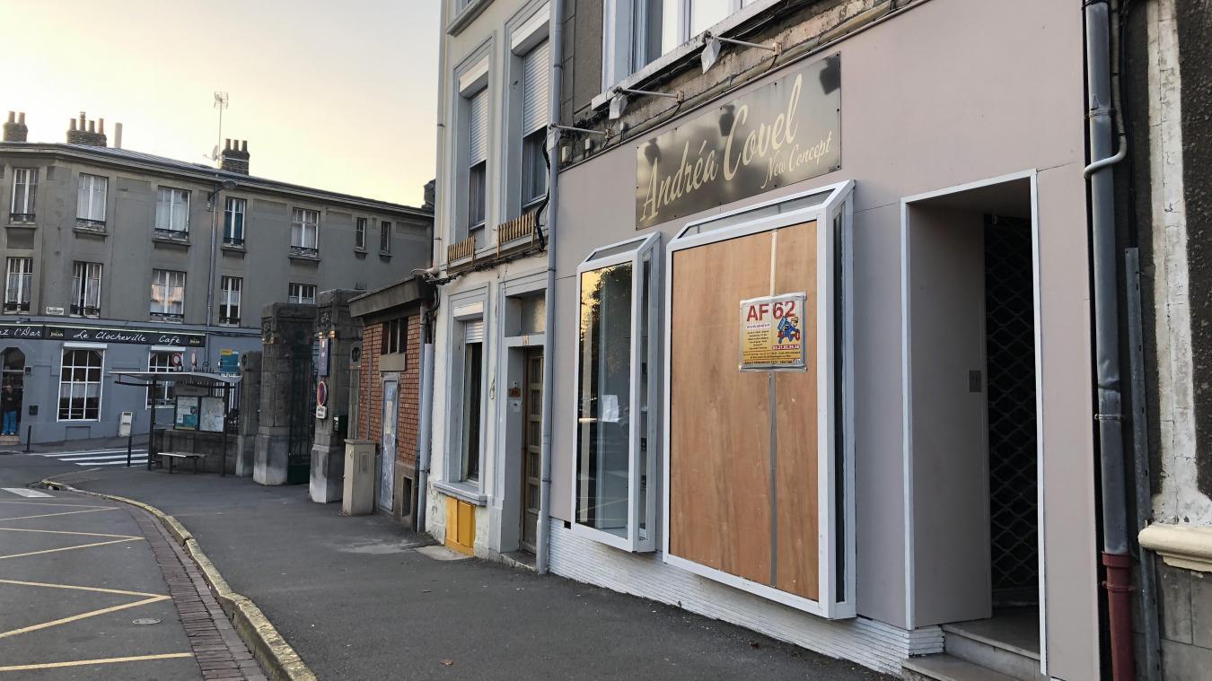 Boulogne Le salon de coiffure Andréa Covel victime d\'un vol ...