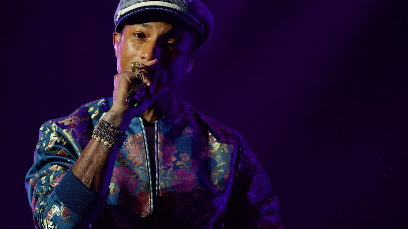 Pharrell Williams mécontent que Trump utilise