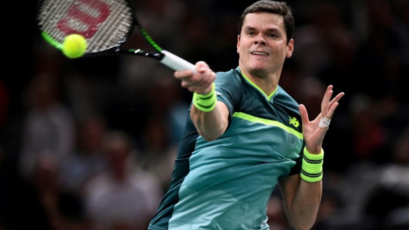 d08b9532f7 Tennis: Federer dit enfin oui à Paris, Pouille coule encore