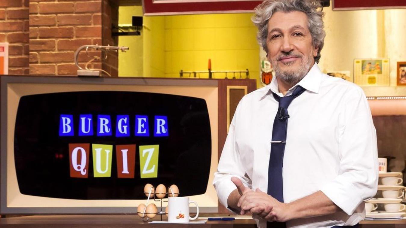 Voici les 10 successeurs officiels d'Alain Chabat dans 'Burger Quiz'