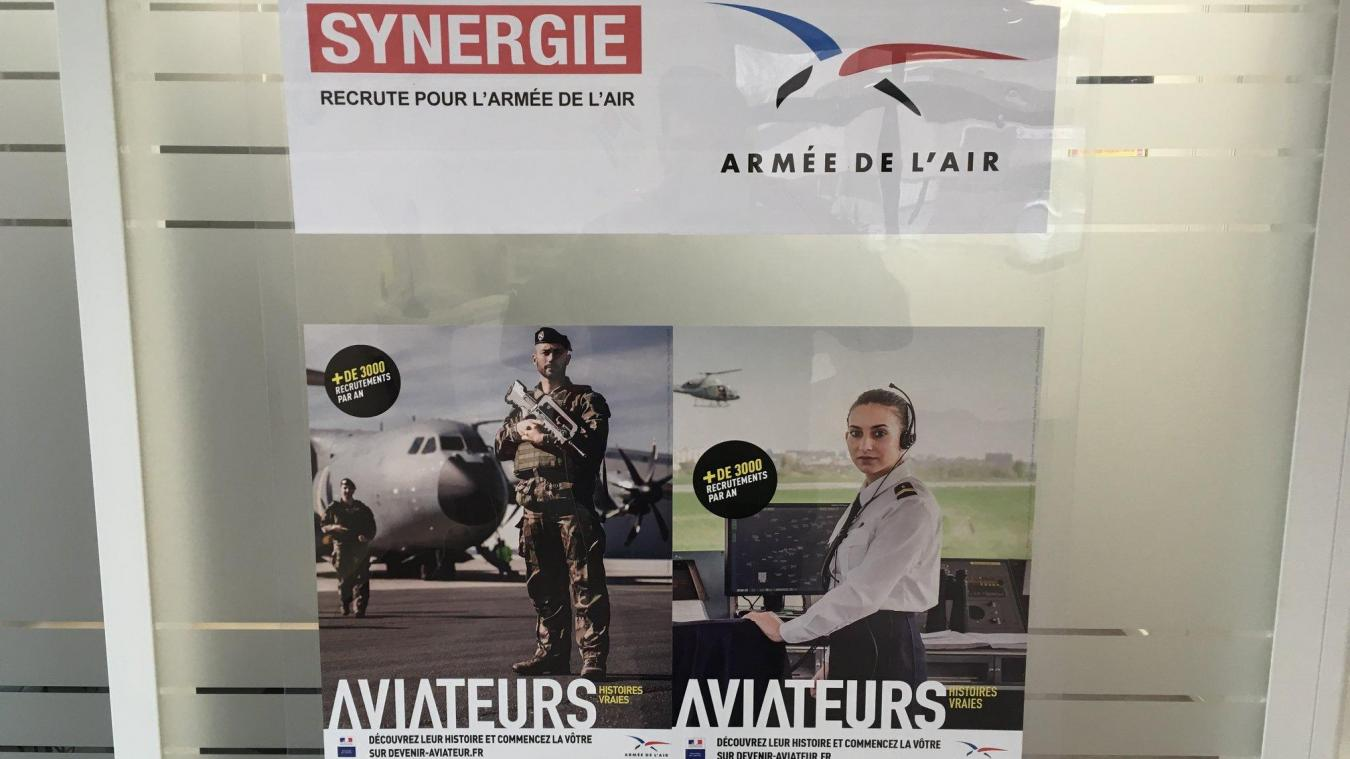 Metropole Lilloise L Armee De L Air Booste Son Recrutement Avec L