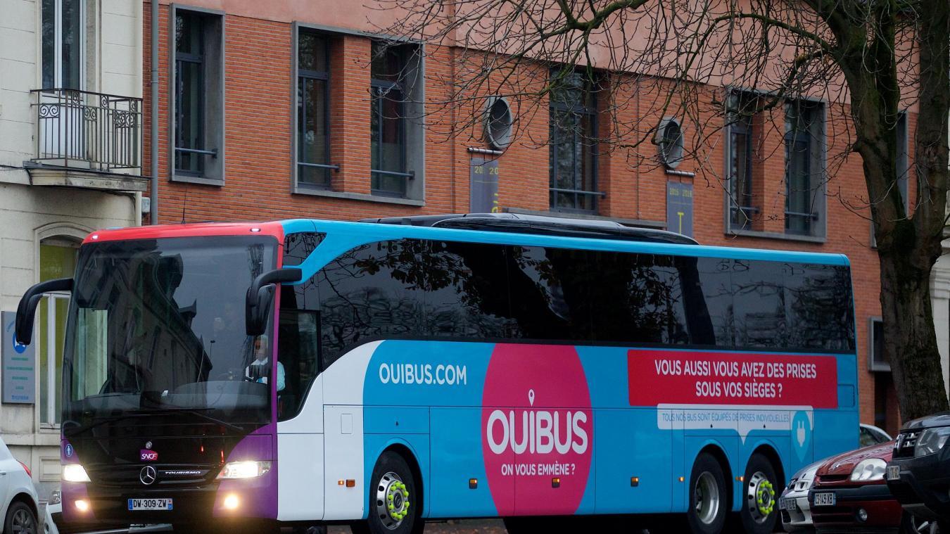 Transports: BlaBlaCar va racheter Ouibus, la filiale d'autocars de la SNCF